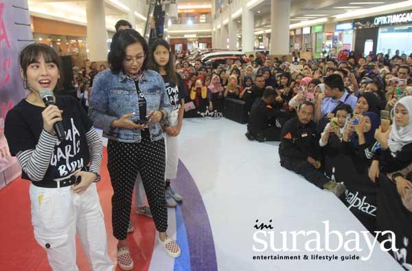 Ini Yang Dilakukan Zara Jkt48 Untuk Perani Ibu Hamil Di Dua